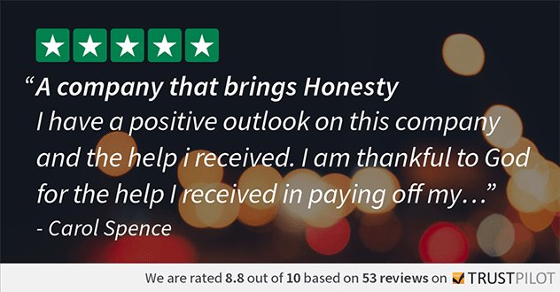 Trustpilot Review - Carol Spence