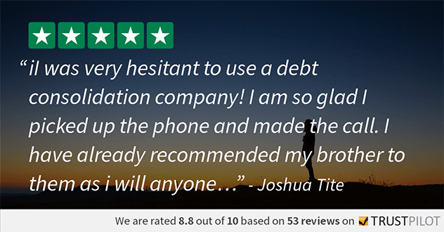 Trustpilot Review - Joshua Tite