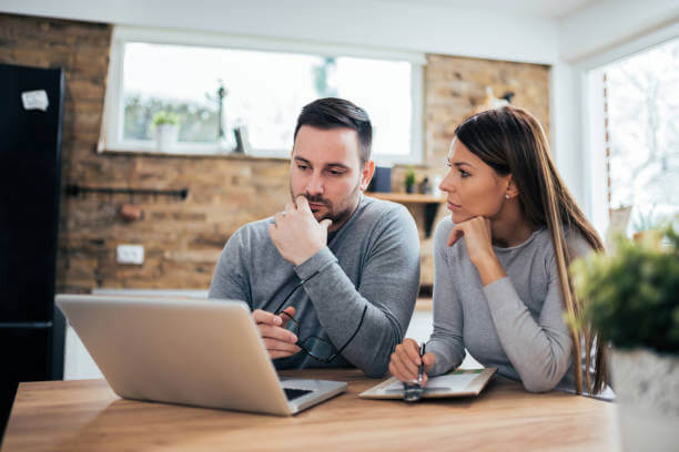 Couples financial mistakes