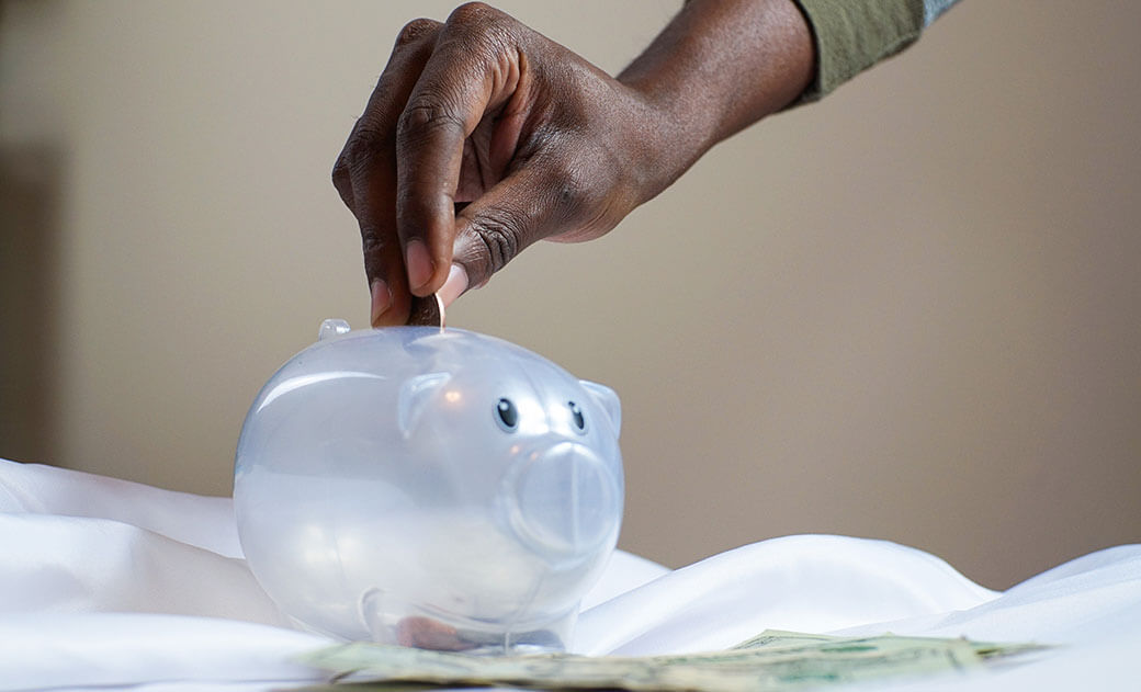 How to save money while in debt
